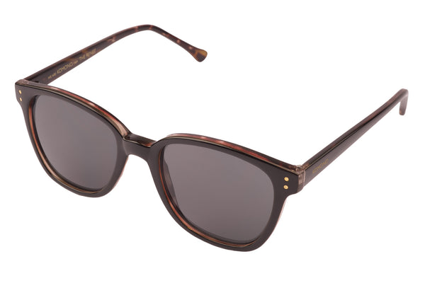 Komono - Renee Black Tortoise Sunglasses