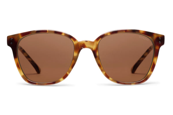 Komono - Renee Giraffee Sunglasses, Brown Lenses