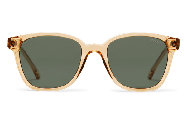 Komono - Renee Prosecco Sunglasses, Green Lenses