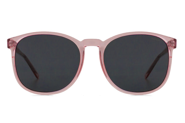 Komono - Urkel Lilac Sunglasses, Black Lenses