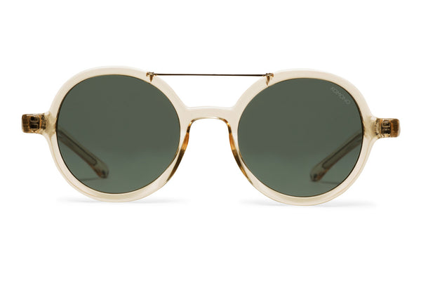 Komono - Vivien Spumante Sunglasses, Green Lenses