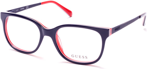 Guess - GU9175 Blue Eyeglasses / Demo Lenses