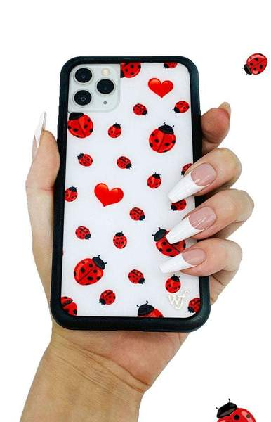 Wildflower - Lady Bugs iPhone 6/7/8 Plus Phone Case