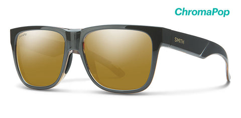 Smith - Lowdown 2 Gravy Tortoise Sunglasses / ChromaPop Polarized Bronze Mirror Lenses