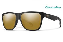 Smith - Lowdown David Luiz Sunglasses, ChromaPop Polarized Bronze Mirror Lenses