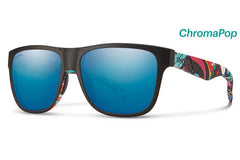 Smith - Lowdown BSF Sunglasses, ChromaPop Polarized Blue Mirror Lenses