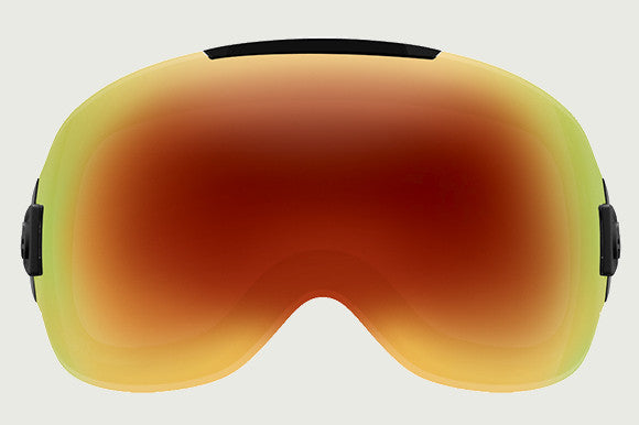 ABOM - Sunrise Red Mirror Goggles