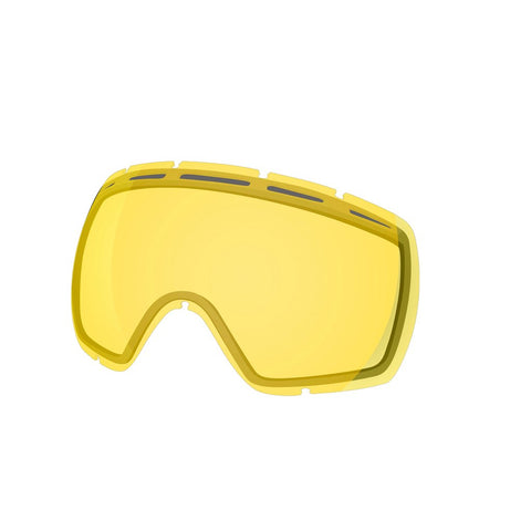 Shred Optics - Rarify Double Yellow  Snow Goggle Replacement Lenses /  Lenses