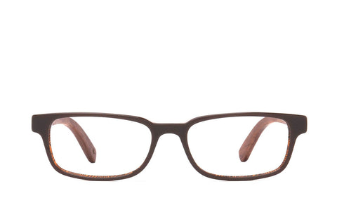 Proof - Burley Eco Rx Fossil Eyeglasses / Demo Lenses