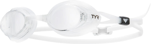 TYR - Velocity Clear Swim Goggles / Clear Lenses