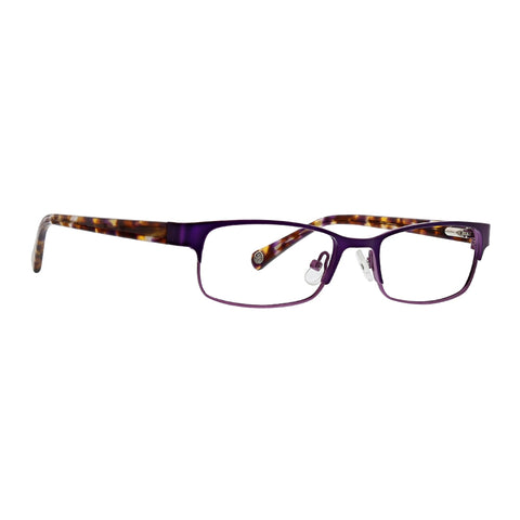 Life is Good - Molly 48mm Purple Eyeglasses / Demo Lenses