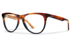 Smith - Logan Havana Black Rx Glasses