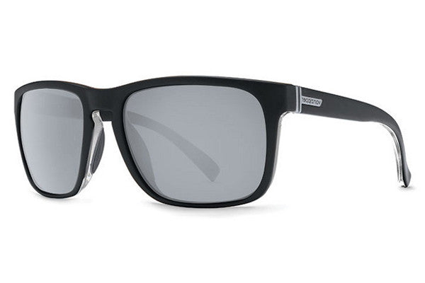 VonZipper - Lomax Black Silver BKN Sunglasses