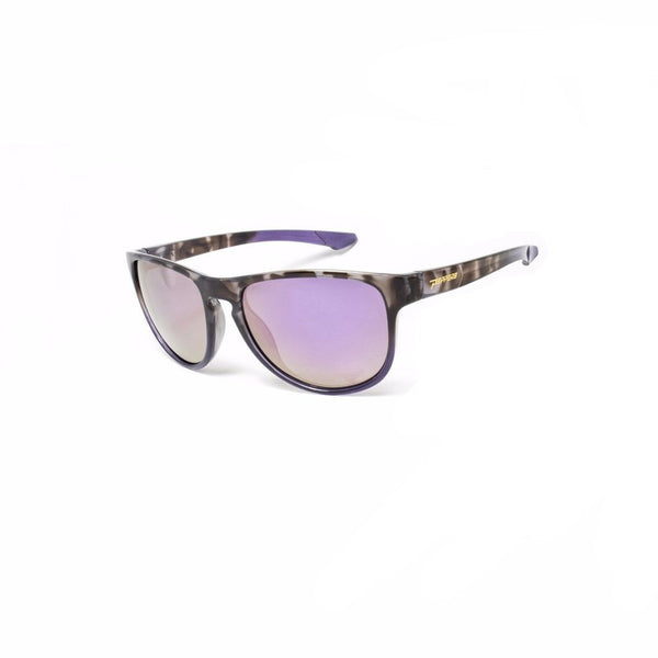 092c33438a Peppers - Gail Force Purple Tortoise Fade Sunglasses / Diamond Purple  Mirror Polarized Lenses – New York Glass