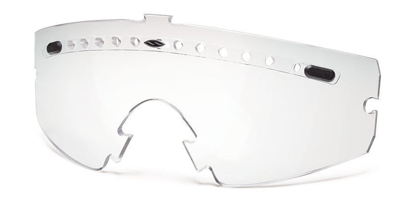 Smith - Lopro Goggle Single Clear Sunglass Replacement Lenses