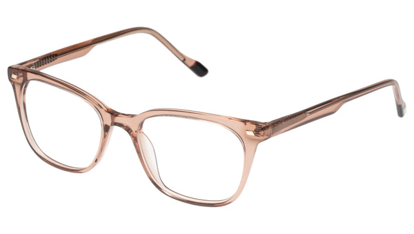 Le Specs - Escapist Tan Eyeglasses / Demo Lenses