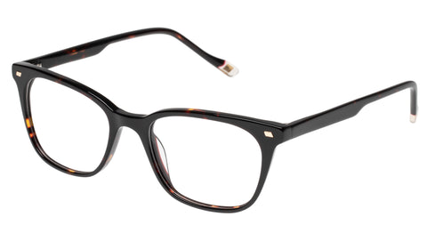 Le Specs - Escapist Dark Tortoise Eyeglasses / Demo Lenses