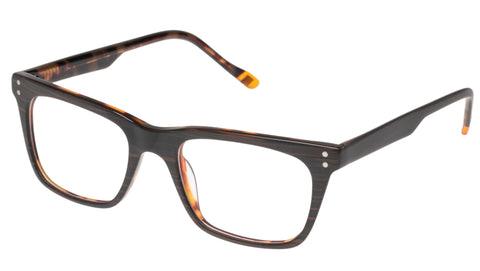 Le Specs - The Mannerist Matte Bark Eyeglasses / Demo Lenses