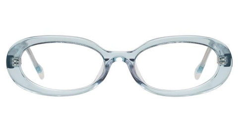 Le Specs - Outskirt Ice Blue Eyeglasses / Demo Lenses