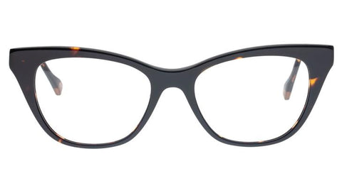 Le Specs - Chimera Dark Tortoise Eyeglasses / Demo Lenses