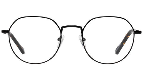Le Specs - Notoriety Matte Black Eyeglasses / Demo Lenses