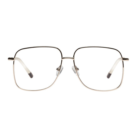 Le Specs - Equilibrium 56mm Gold Eyeglasses / Demo Lenses