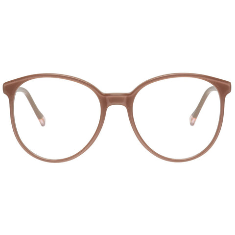 Le Specs - Elan Vital 56mm Pink Cosmetic Eyeglasses / Demo Lenses