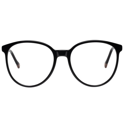 Le Specs - Elan Vital 56mm Black Eyeglasses / Demo Lenses
