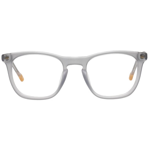 Le Specs - Vertex 51mm Matte Shadow Eyeglasses / Demo Lenses