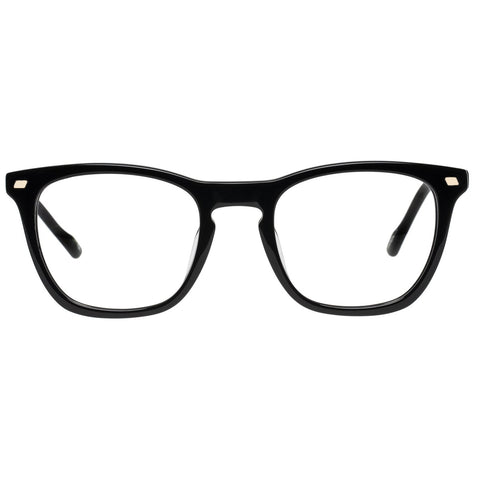 Le Specs - Vertex 51mm Black Eyeglasses / Demo Lenses