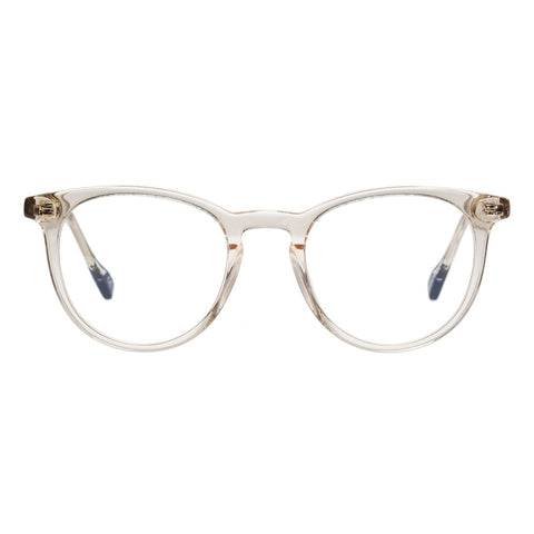Le Specs - Midpoint 47mm Black Tort Eyeglasses / Demo Lenses