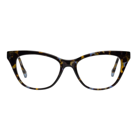 Le Specs - Chimera 52mm Ocean Tort Eyeglasses / Demo Lenses