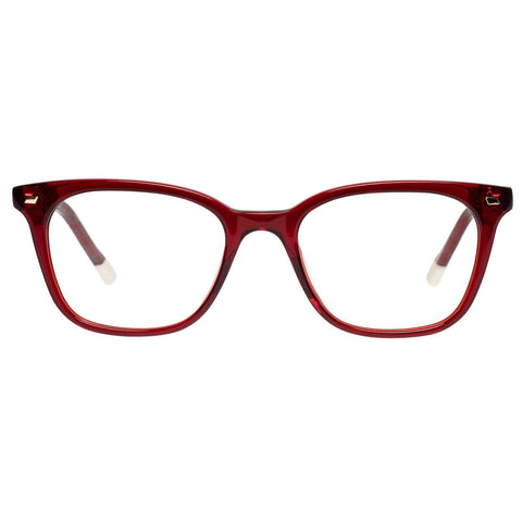 Le Specs - Escapist 51mm Scarlet Eyeglasses / Demo Lenses