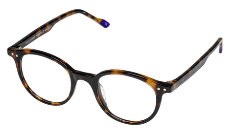 Le Specs - Perception Dark Tortoise Eyeglasses / Demo Lenses