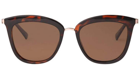924c97fa5b Le Specs - Caliente Tort Rose Gold Sunglasses   Brown Mono Polarized Lenses.   89.00. Costa - Permit Tortoise Sunglasses   Blue Polarized Glass Lenses