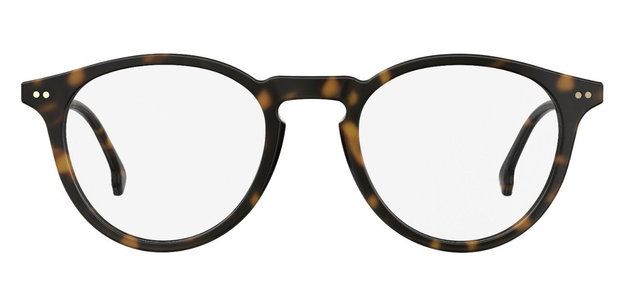 Carrera - 145 Dark Havana Eyeglasses / Demo Lenses