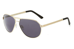 Le Specs Pool Shark Gold Sunglasses