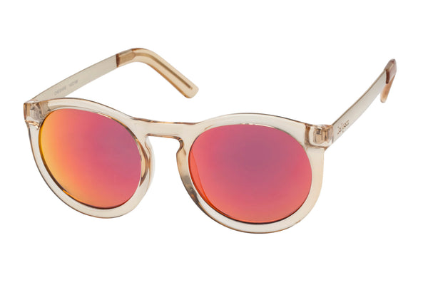 Le Specs Cheshire Honey Sunglasses