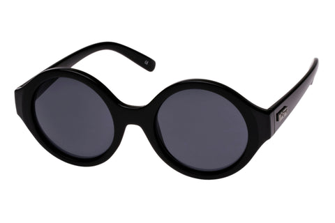 Le Specs The Dandy Matte Black Sunglasses