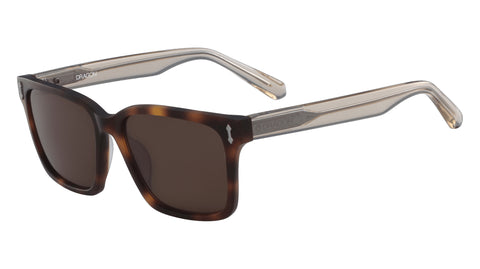 Dragon - Legit Matte Tortoise Sunglasses / Brown Lenses