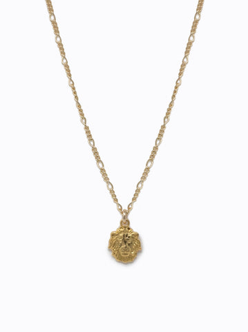 ABLE - Leo Gold Necklace
