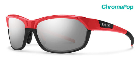 Smith - Pivlock Overdrive Rise Sunglasses / ChromaPop Platinum Lenses