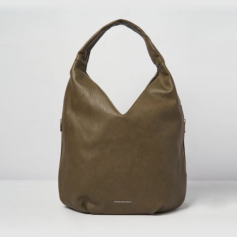 Urban Originals - Love Success Olive Hobo Bag
