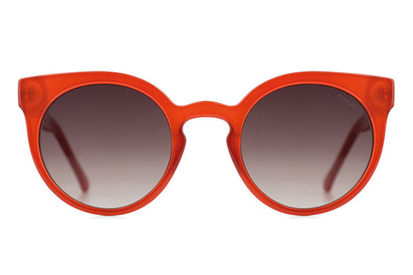 Komono - Lulu Milky Red Sunglasses