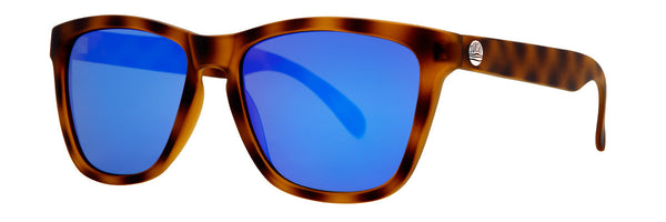 Sunski Madronas Blue Sunglasses, Polarized Lenses