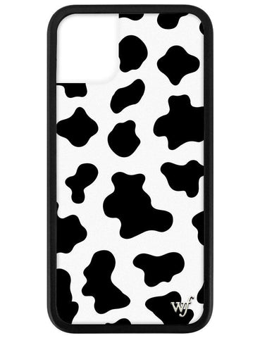 Wildflower - Moo Moo iPhone 11 Phone Case