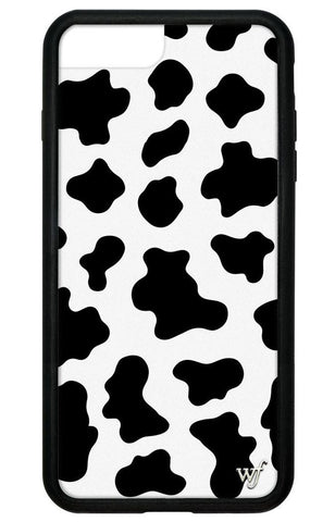Wildflower - Moo Moo iPhone 6/7/8+ Case