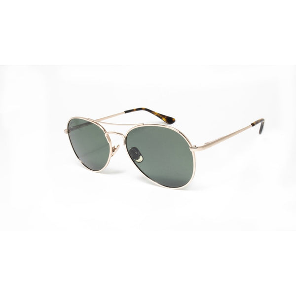 Peppers - Jet Stream Gold Sunglasses / G15 Polarized Lenses