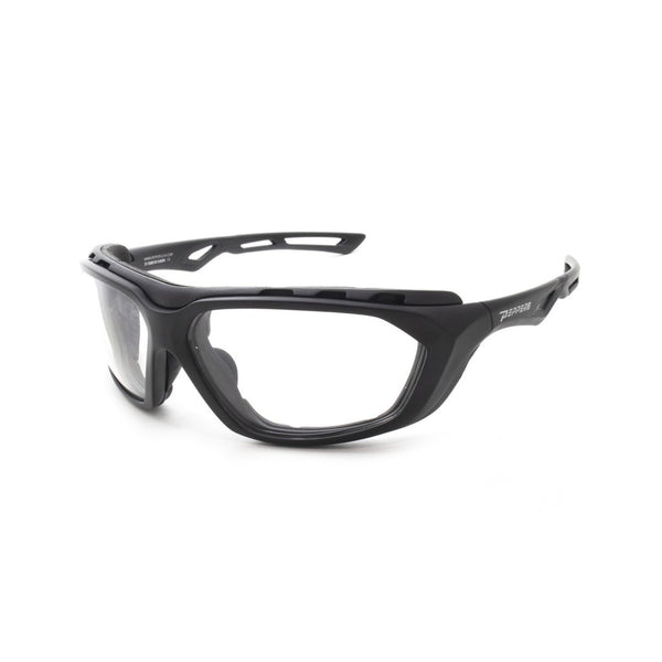 Peppers - Freebird Matte Black Sunglasses / Photochromic Clear Smoke Lenses