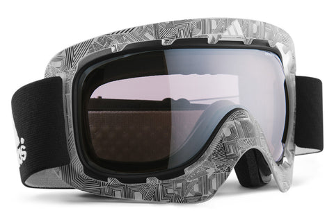 Adidas - ID2 Black Adidas Goggles, LST Active Silver Light Lenses